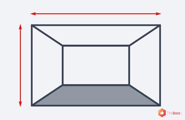Krāsaina grīda gaišā istabā vizuāli paplašinās sienas un padarīs to augstāku un platāku.