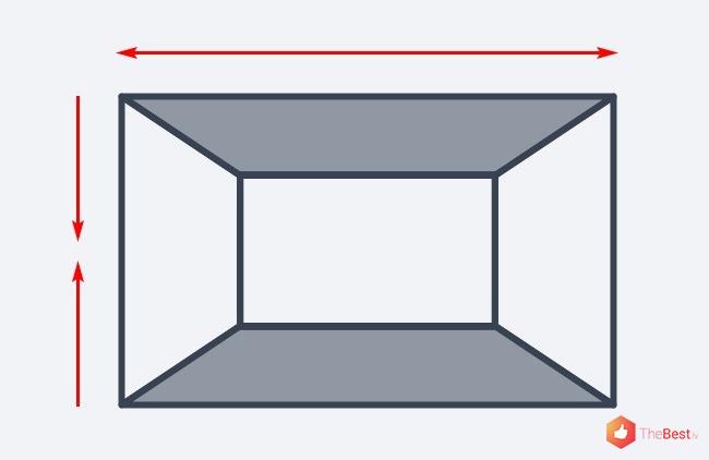 Ja nokrāsot krāsainu ne tikai grīdu, bet arī griestus, tas radīs platas telpas iespaidu, bet telpa liksies zemāka.