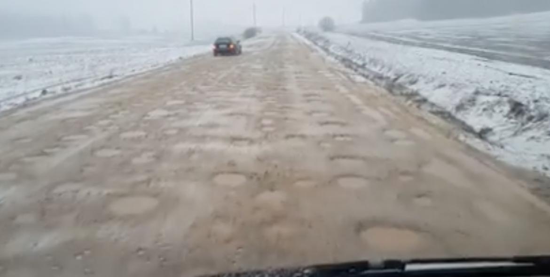 Video. Vājprāts, kas notiek uz mūsu Latvijas ceļiem!