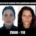 Valsts policija lūdz atsaukties tos, kuri cietuši no šo sieviešu pretlikumīgajām darbībām