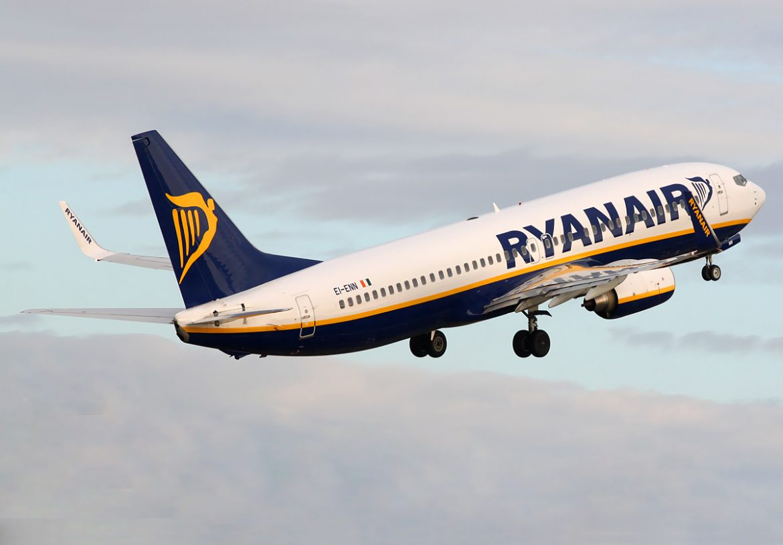 Ryainair piedāvā milzīgas atlaides: Lidojumi pa Eiropu, sākot no 2 eiro!