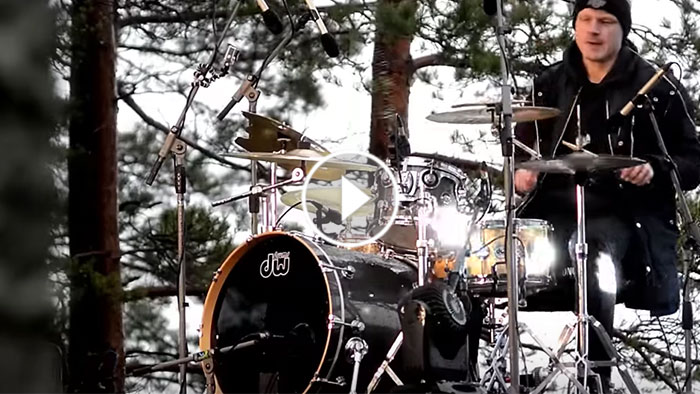 VIDEO: Kristera Hartmaņa kaverversija 'Triana Park' 'Eirovīzijas' dziesmai